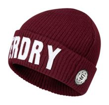 Track & Field Synthetic Beanie Hat