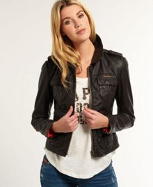 Angelina Saints Jacket
