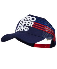 Superdry Retro Wool Baseball Cap