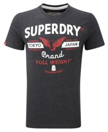 Super Sport Print Crew Neck Regular Fit T-Shirt