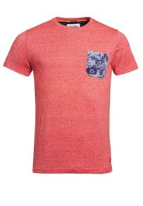 Festival Print Crew Neck Regular Fit T-Shirt