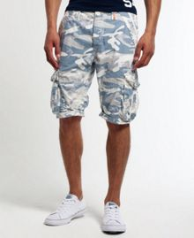 Superdry Camo Ripstop Lite Shorts