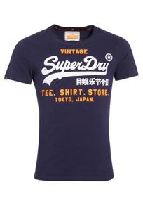 Shirt Shop Logo Crew Neck Regular Fit T-Shirt