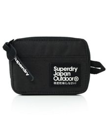 Superdry True Montana Canvas Wallet