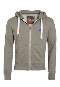 Superdry Primary Plain Funnel Neck Hoodie