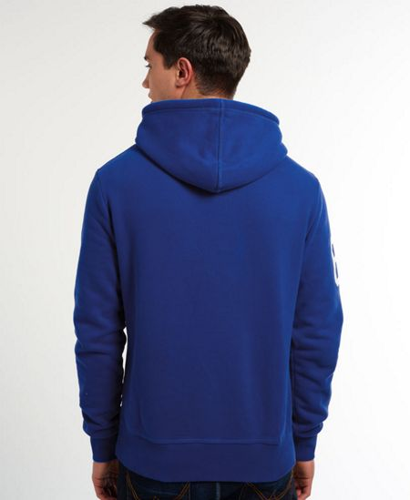 Superdry Xl Angle Athletic Plain Crew Neck Hoodie