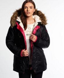 Superdry SD 3 Parka Coat