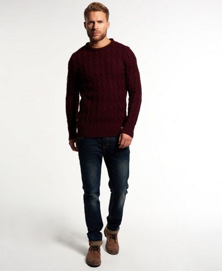 Superdry Jacob Knit