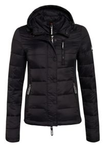 Fuji Hooded Slim Jacket