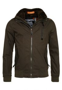 Superdry Moody Ripstop Bomber Jacket