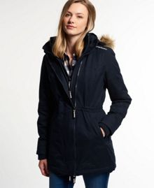 Microfibre Tall Windparka