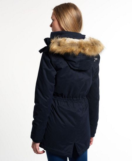 Superdry Microfibre Tall Windparka
