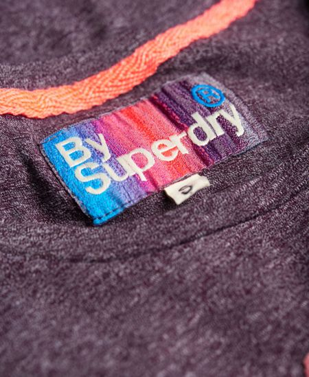 Superdry City Sessions Boyfriend T-shirt