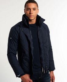 Quilted Arctic Windcheater