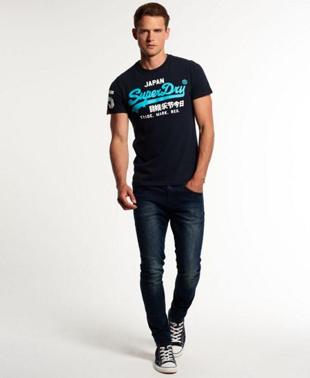 Superdry Vintage logo new t-shirt