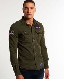 Superdry Delta Shirt