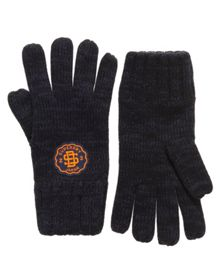 Superdry Super twist cable gloves