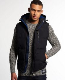 Superdry Hooded windhiker gilet