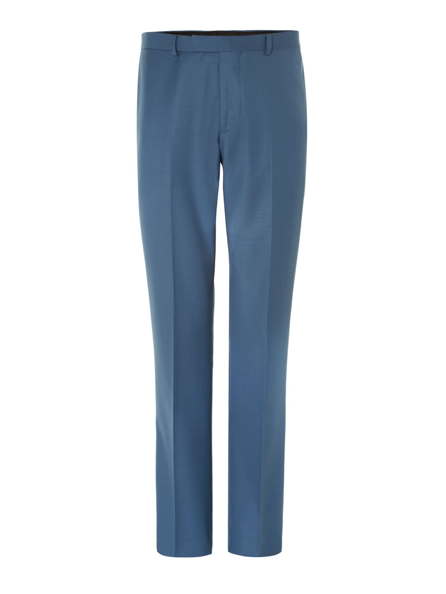 Plain tonic formal trouser