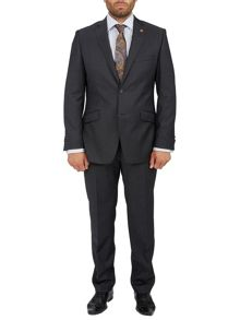 Tonic twill suit