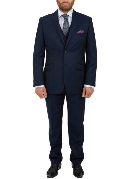 Paul Costelloe Modern Fit Ocean Tonic Suit Jacket