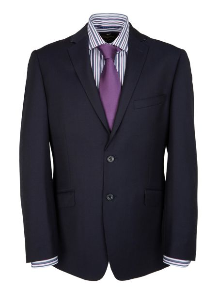Paul Costelloe Modern Fit Cavalry Twill Suit Jacket