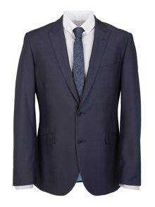 Slim fit suit jacket