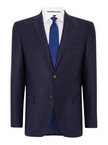 Baumler Slim Fit Navy Suit Jacket