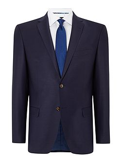 Men's Baumler Slim Fit Navy Suit Jacket