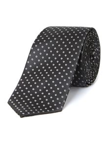 Micro Patterned Tie