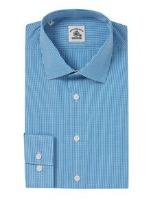 Paul Costelloe Plain Classic Fit Long Sleeve Formal Shirt