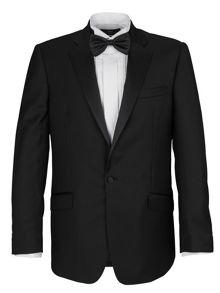 Tailored Fit Dinner Suit Jacket