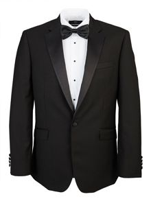 Black Serge Dinner Jacket