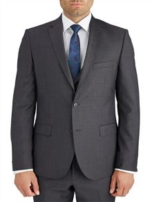 Paul Costelloe Slim Fit Grey Tonic Suit Jacket