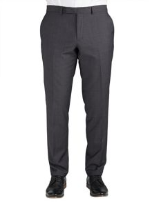 Grey Tonic Slim Fit Suit Trousers