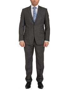 Paul Costelloe Plain Notch Collar Classic Fit Suit
