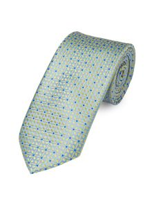 Geometric Patterned Tie