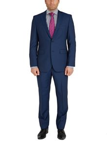 Bright Wool Mohair Two Piece Suit