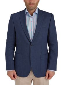 Baumler Button Blazer