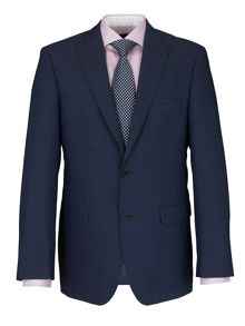 Mid-Textured Two Piece Suit