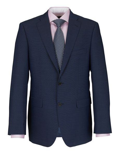 Baumler Mid-Textured Two Piece Suit