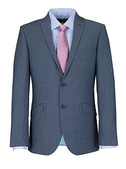 Plain Classic Fit Suit