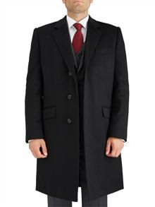 Paul Costelloe Black Smithfield Coat