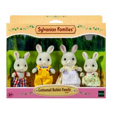 Sylvanian Families Cottontail Rabbit Family Set