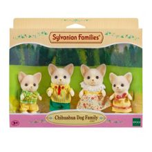 Sylvanian Families Chihuahua Dog Family Set