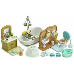 Country Bathroom Set 5034