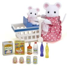 Sylvanian Families Grocery Shopping Set
