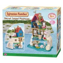 Sylvanian Families Secret Island Playhouse