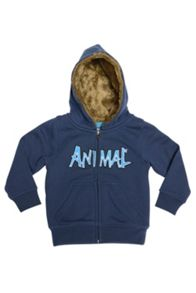 Boys steeze full zip hoodie