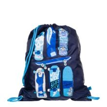 Boys haze drawstring gym bag